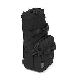 Warrior Assault Systeem Elite Ops MOLLE Cargo Pack with Hydration (WATER) Pocket/Compartment (Black)