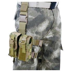 Drop leg M4 mag pouch