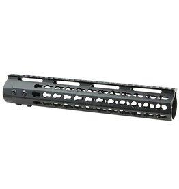 "Camaleon keymod free float geweer stijl 10"" inch mount rail handbeschermer"