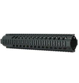 Camaleon tactische t- serie 4/15 free float schuine gaten 15 inch quad rail handbeschermer scope mount