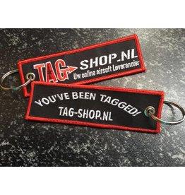 TAG-Shop Sleutelhanger GRATIS