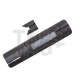 Elements TD Rail Cover with Pressure Switch Pocket Black