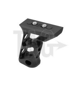 Metal CNC Keymod Long Angled Grip