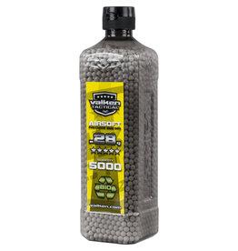Valken Tactical 0.28G Bio 5000ct Bottle white