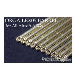Orga 05LEX 6.05mm AEG Barrel (407mm)