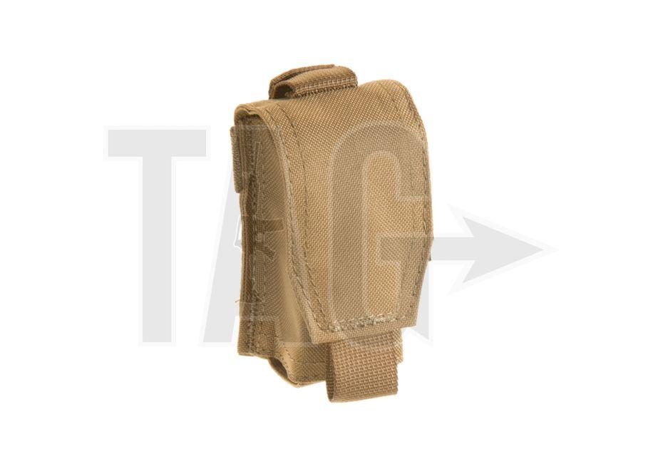 Invader Gear Single 40mm Grenade / Smoke Pouch Coyote