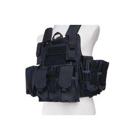 GFC Tactical CIRAS Maritime type vest - black