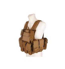 GFC Tactical CIRAS Maritime Tactical Vest - TAN