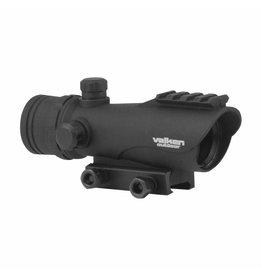 Valken Optics - V Tactical Red Dot Sight RDA30-Black