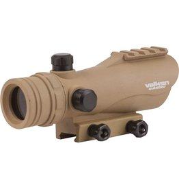 Valken Optics - V Tactical Red Dot Sight RDA30-Tan