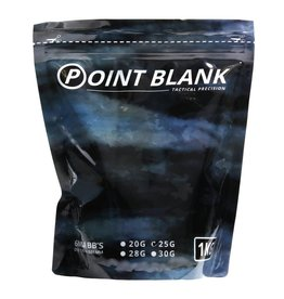 101 inc AIRSOFT BBS 0.30G POINT BLANK 1KG