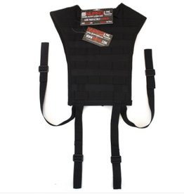 we PMC MOLLE HARNESS - BLACK
