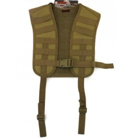 we Nuprol PMC MOLLE HARNESS - Tan