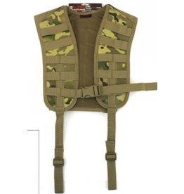 we Nuprol PMC MOLLE HARNESS - Multi patern