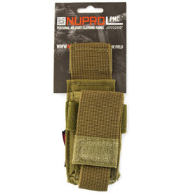 we NP PMC PISTOL MAG POUCH - TAN