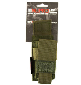 we NP PMC PISTOL MAG POUCH - OD