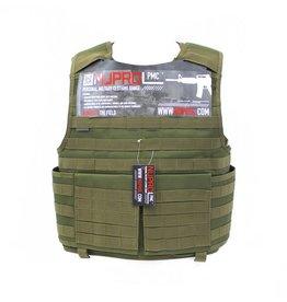 we NP PMC Plate Carrier - Green