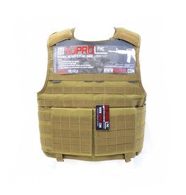 we NP PMC Plate Carrier - TAN