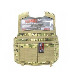 we NP PMC Plate Carrier - NP-CAMO