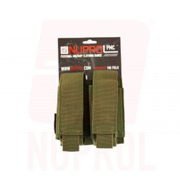 we Nuprol PMC Double 40mm Pouch - Green