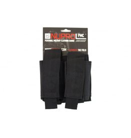 we Nuprol PMC Double 40mm Pouch - Black