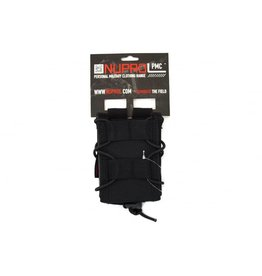 we NuProl PMC Rifle Open Top Pouch - Black