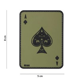 101 inc Schoppen AAS PVC patch groen