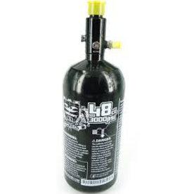 Vullen HPA Fles tot 1 liter 10 RITTENKAART 200bar