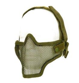 Invader Gear mesh half face mask