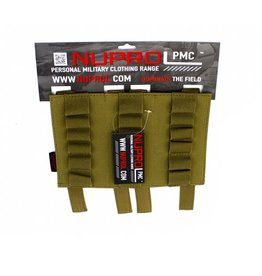 we NUPROL PMC Shotgun Shell Panel - TAN