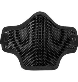 Valken TACTICAL  Black 2G WIRE MESH TACTICAL MASK