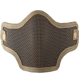 Valken TACTICAL  TAN 2G WIRE MESH TACTICAL MASK