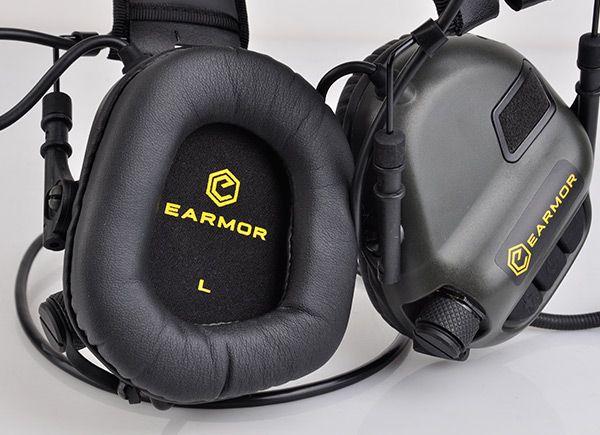 Earmor M31 Black Electronic Hearing m31-BK