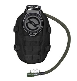 101 inc Camelbag WATERPACK WITH 1.5 LTR. WATERBLADDER Black