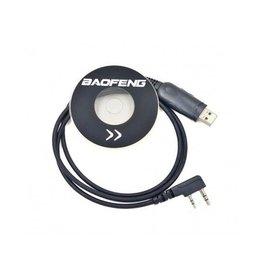 Baofeng USB kabel + CD