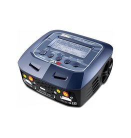 Skyrc Duo D100 v2 AC/DC charger (AC max 100W total - DC 2x100W)