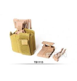 FMA FMA Universal holster for Molle DE TB1113-DE