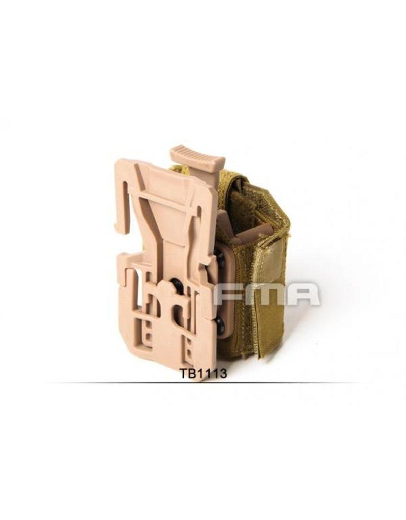 FMA Universal holster for Molle DE TB1113-DE