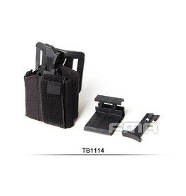 FMA FMA Universal holster for for Belt BK TB1114-BK