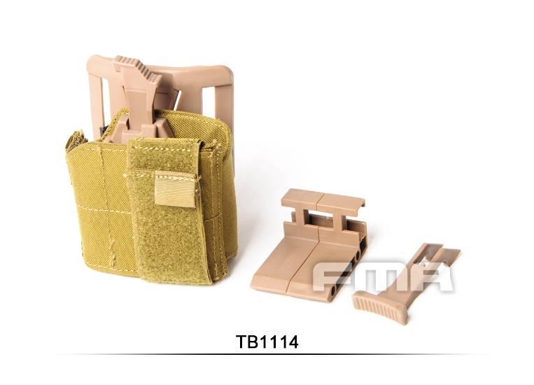 FMA FMA Universal holster for for Belt DETB1114-DE