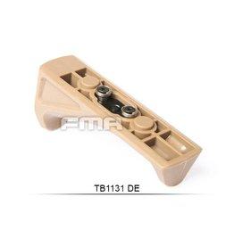 FMA FMA Angled Fore Grip Keymod Grip DE TB1131-DE