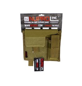 Nuprol NP PMC ADMIN POUCH - Tan