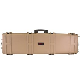 Nuprol NP XL HARD CASE - TAN (WAVE FOAM)