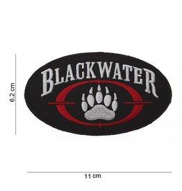 101 inc EMBLEEM STOF BLACKWATER MET KLITTEBAND