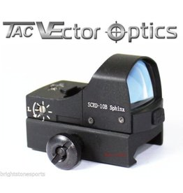 Vector Optics Sphinx Auto Light Pistol Weaver Green Dot Sight