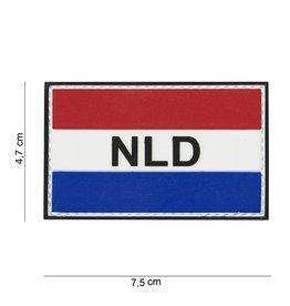101 inc EMBLEEM 3D PVC NEDERLAND