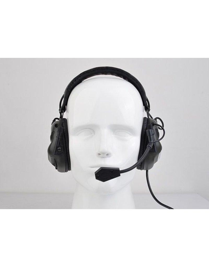 OPSMEN Earmor M32-MOD1 Pink Professional Electronic Earmuff TAN M32-MOD1 Pink
