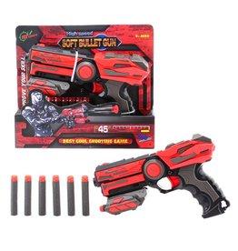 SERVE & PROTECT SHOOTER BASIC 23CM + 6 PIJLEN #68