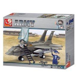Sluban FIGHTER AIRCRAFT M38-B7200 #16184