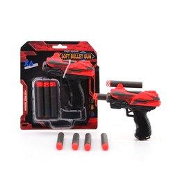 SERVE & PROTECT SHOOTER STARTER SET MINI + 6 PIJLEN #30